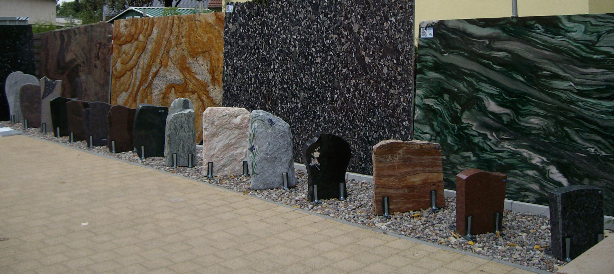 Amazonas Granit Grabsteine Berlin Lankwitz