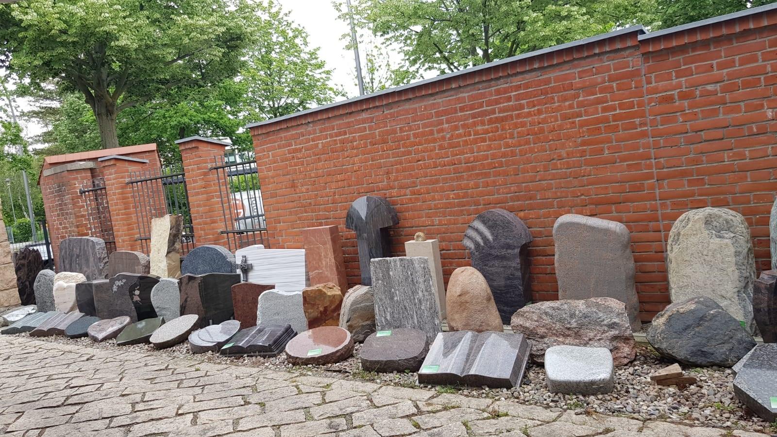Grabmale Berlin Amazonas Granit