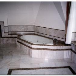 Marmor und Granit - harmonisch kombiniert