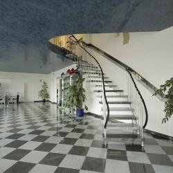 Treppe und Boden