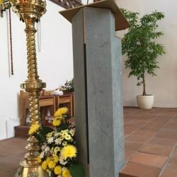 Sankt Georg Kirche Rathenow - Altar