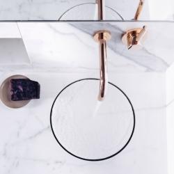 Waschtischlösung von Baqua